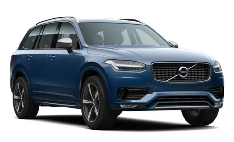 volvo car production charleston sc