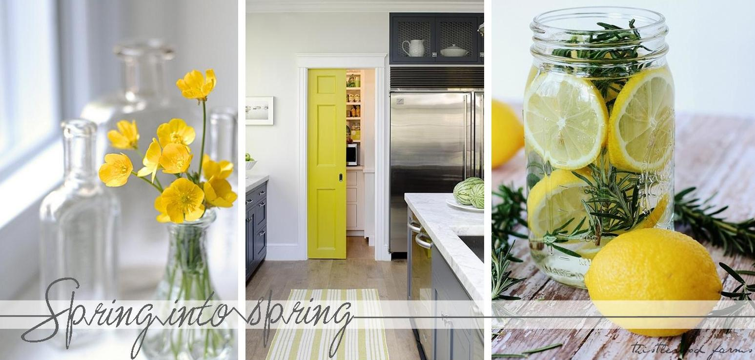 Easy DIY Home Decorating Ideas to Get Ready for Spring